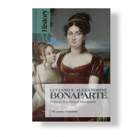 3. Luciano e Alexandrine Bonaparte. Principi di Canino e Musignano